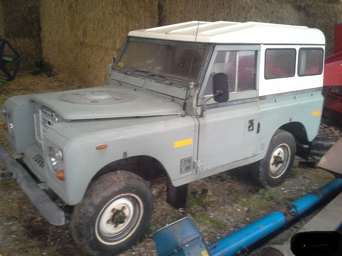 Land Rover 88 Serie 3