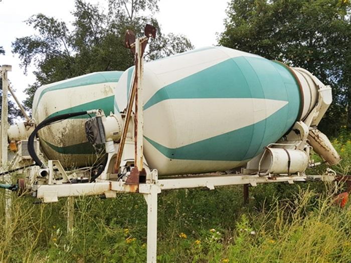 Stetter AM 6 FH - 6m3