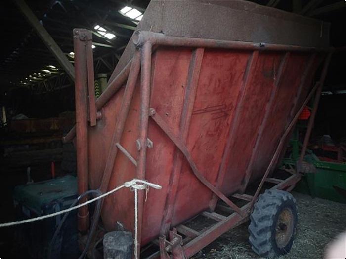Taarup T7, sidetip, 7 ton