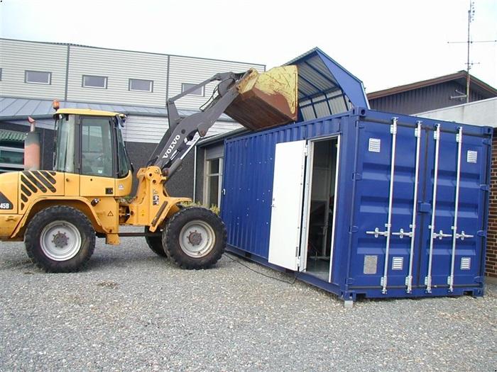 CN Container Løsninger