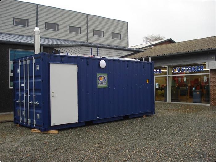 HDG Container Løsninger