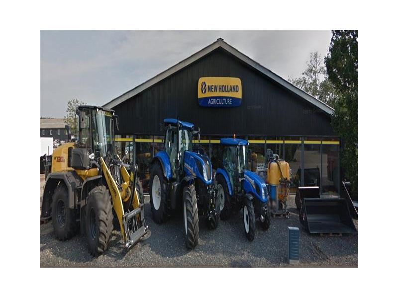 Traktorgaarden Give ApS