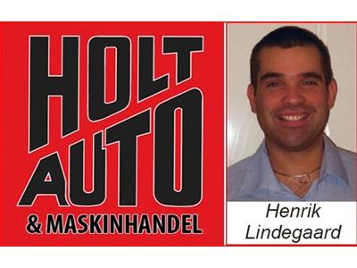 Holt Auto & Maskinhandel ApS