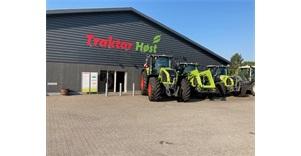 Traktor Høst - Hinnerup