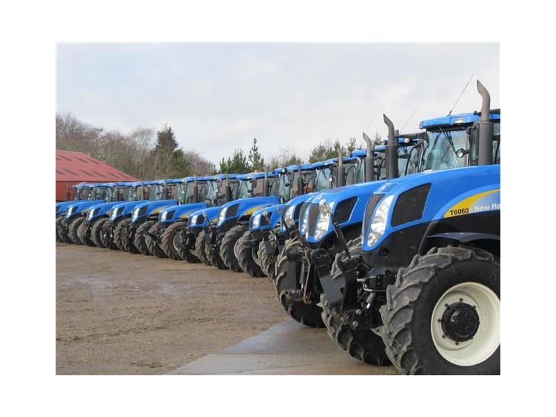 Vridsted Traktorimport