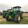 John Deere 6215R m/frontlift og front PTO - Bimpel Maskiner