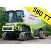 CLAAS 580 Terra Trac / bælter - Bimpel Maskiner